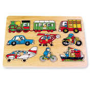 Small Foot Puzzle Traffic