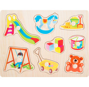 Small Foot Puzzle Toys
