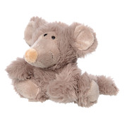 sigikid Little Plush Mouse Grey