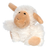 sigikid Little plush sheep natural white
