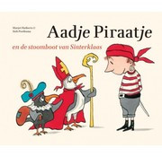 Gottmer Aadje Piraatje en de stoomboot van Sinterklaas