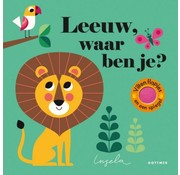 Gottmer Leeuw, waar ben je?