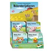 Image Books Vingerpopboekje boerderijdieren