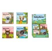 Image Books Vingerpopboekje babydieren serie II