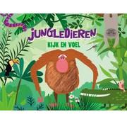 De Lantaarn Kijk en voel - Jungledieren