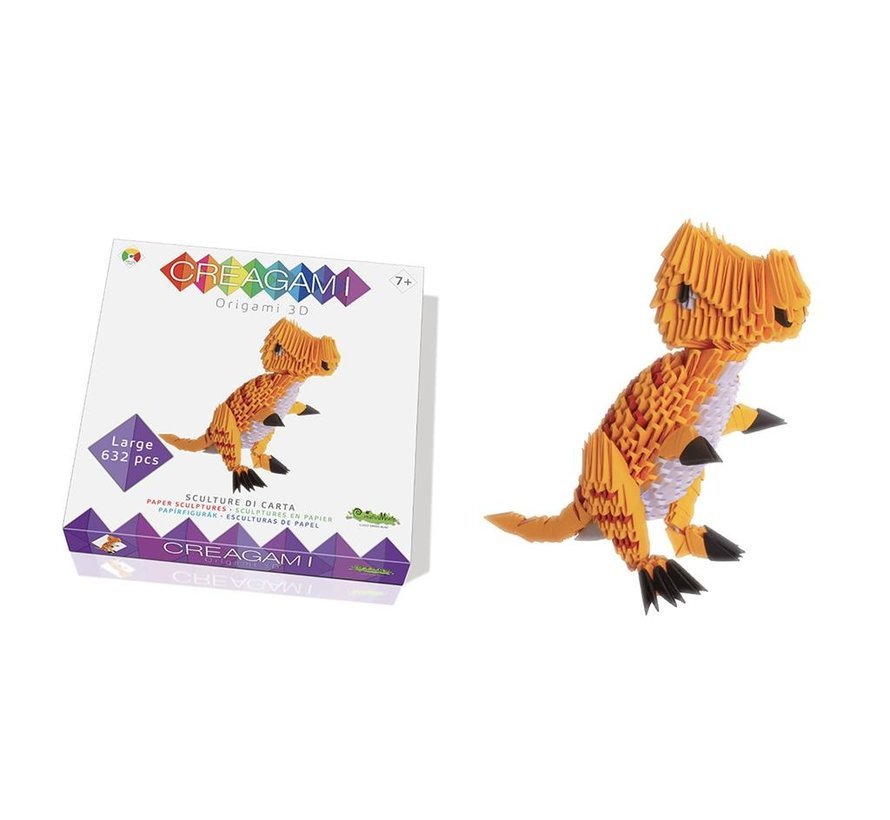 Origami T-Rex 3D L