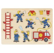 GOKI Stand-up puzzle fire department
