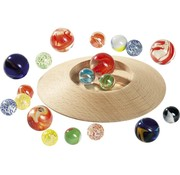 GOKI Marble Plate Game