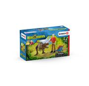Schleich Speelset Tyrannosaurus Rex Aanval 41465