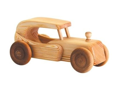 Debresk Personenauto Oldtimer Hout