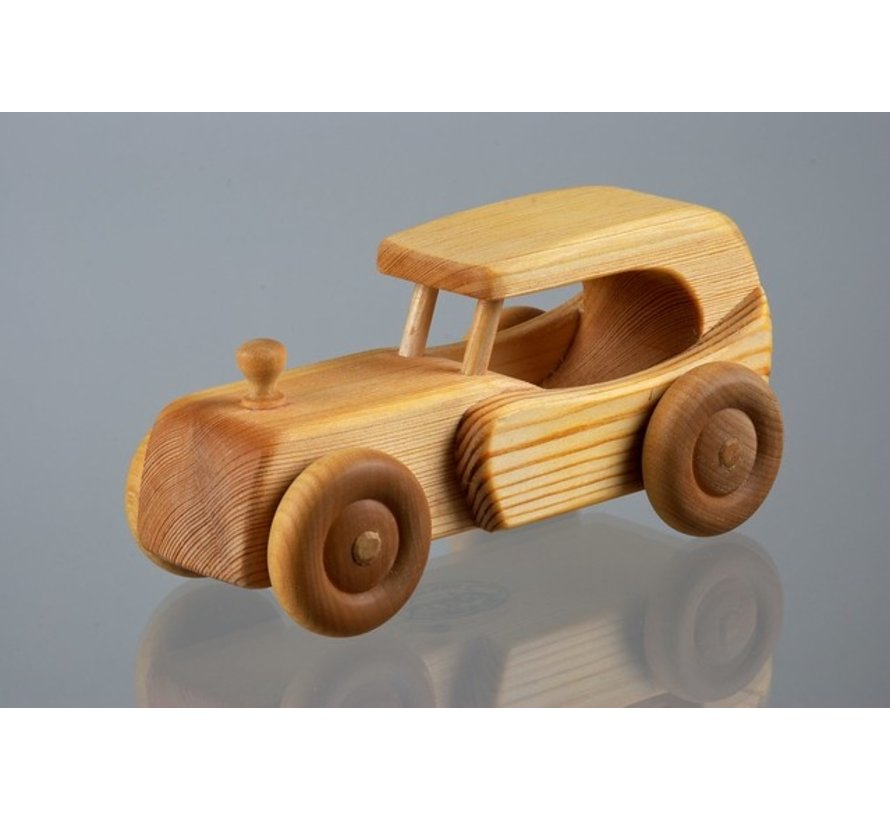 Personenauto Oldtimer Hout