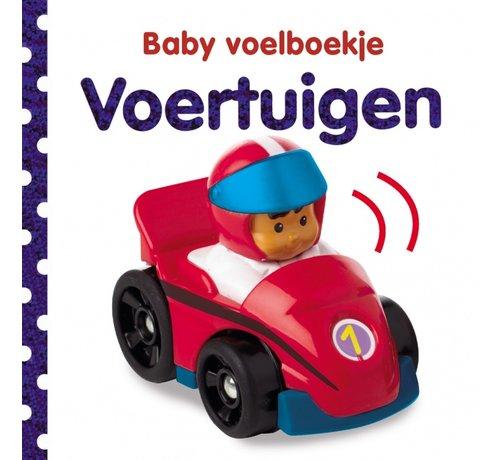Veltman Uitgevers Baby voelboekje Voertuigen