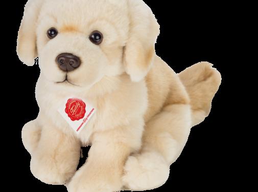 Hermann Teddy Stuffed Animal Dog Golden Retriever 25 cm
