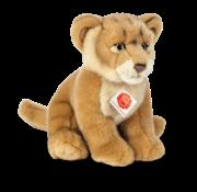 Hermann Teddy Stuffed Animal Lion Cub