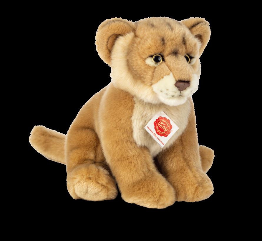 Stuffed Animal Lion Cub