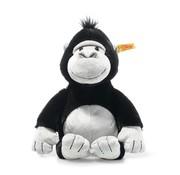 Steiff Knuffel Gorilla Soft Cuddly Friends Bongy Black
