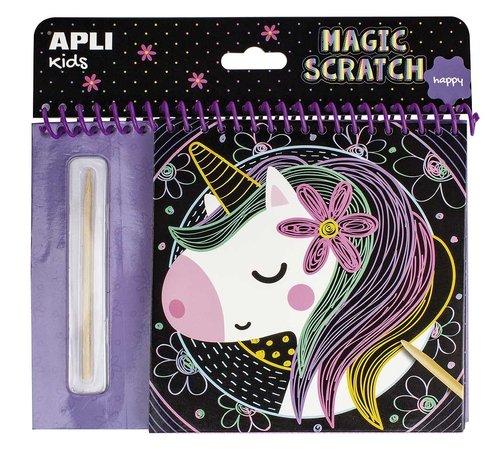 APLI Magic Scratch Unicorn