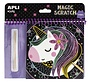 Magic Scratch Unicorn