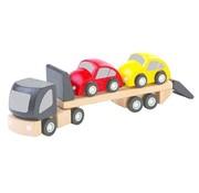PlanToys Auto Transporter Hout