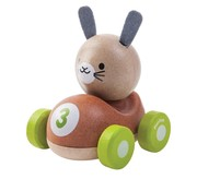 PlanToys Auto Bunny Racer