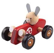 PlanToys Rabbit Racing Car
