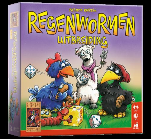 999 Games Regenwormen Uitbreiding Dobbelspel