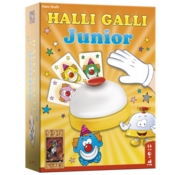 999 Games Halli Galli Junior Actiespel