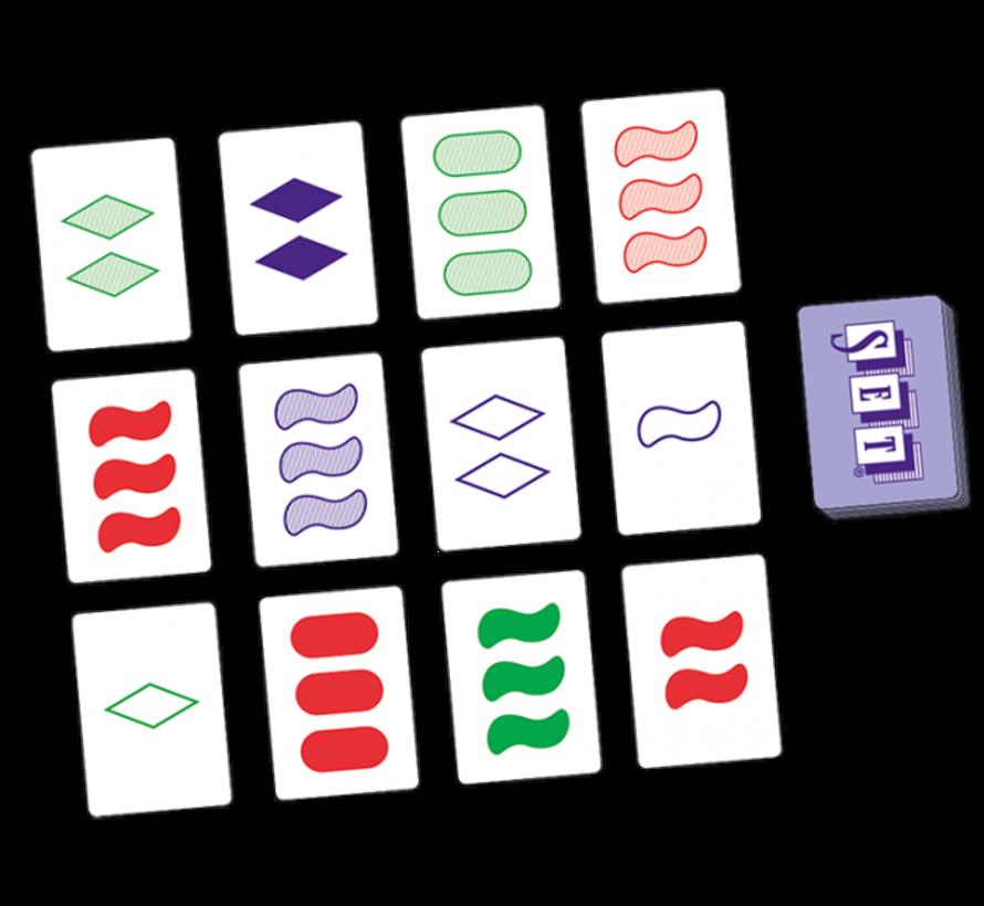 SET Kaartspel