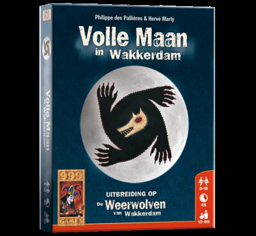 999 Games Volle Maan in Wakkerdam Kaartspel