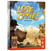 999 Games Lost Cities Het Kaartspel