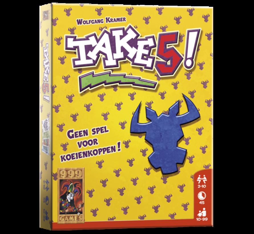 Take 5! Kaartspel