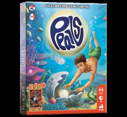999 Games Pearls Kaartspel