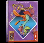 999 Games Party Animals Kaartspel