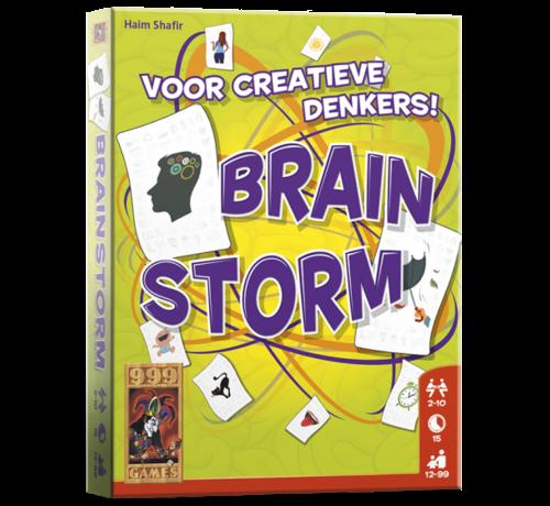 999 Games Brainstorm Kaartspel