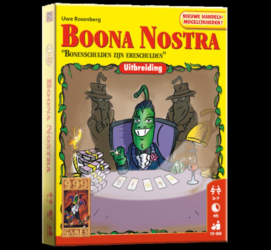 Boonanza Boona Nostra Kaartspel