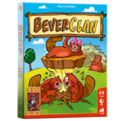 999 Games Beverclan Kaartspel