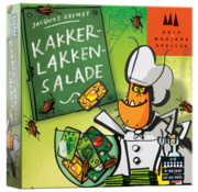 999 Games Kakkerlakkensalade Kaartspel