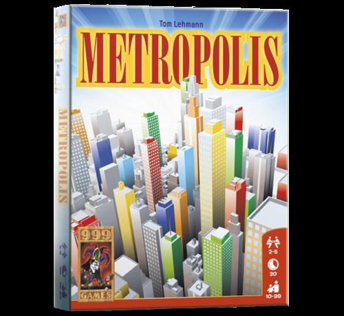 999 Games Metropolis Kaartspel