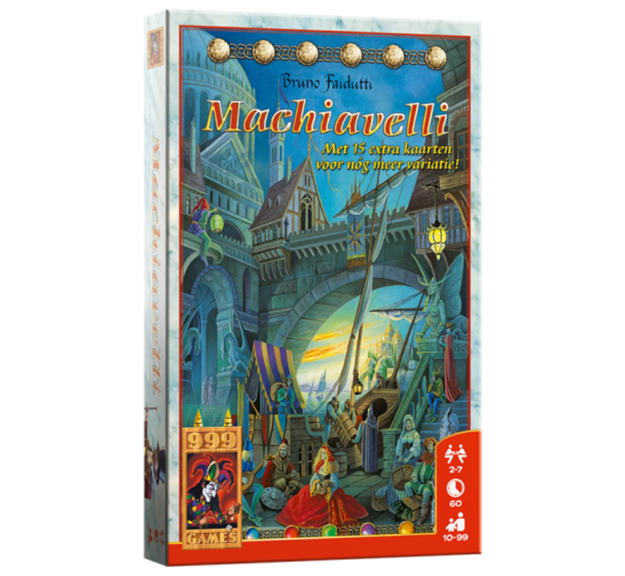 Machiavelli Kaartspel