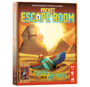 999 Games Pocket Escape Room Vloek van de Sphinx Breinbreker