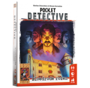 999 Games Pocket Detective Bloedrode Rozen Breinbreker