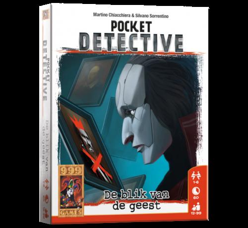 999 Games Pocket Detective De Blik van de Geest Breinbreker