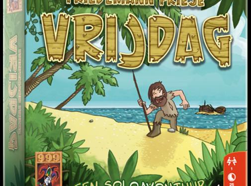 999 Games Vrijdag Kaartspel