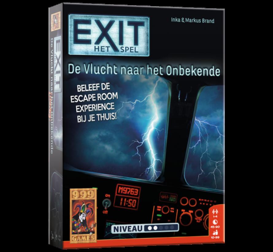 EXIT De Vlucht naar het Onbekende Breinbreker