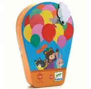 Djeco Puzzel Heteluchtballon 16 pcs