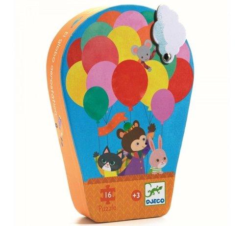 Djeco Puzzel Heteluchtballon