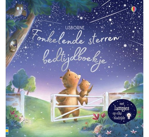 Uitgeverij Usborne Fonkelende sterren - Bedtijdboekje