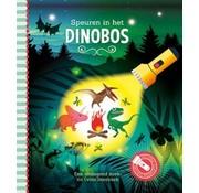 De Lantaarn Zaklampboek Speuren in het dinobos