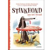 Terra Lannoo Stinkhond aan het strand