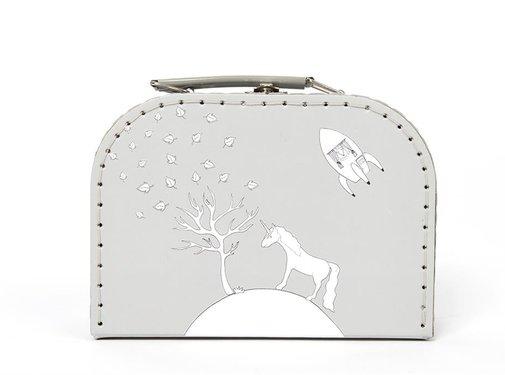 Pellianni Unicorn Bag Grey